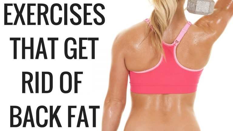Best 10 Back Fat Exercises Without Equipment at Anywhere