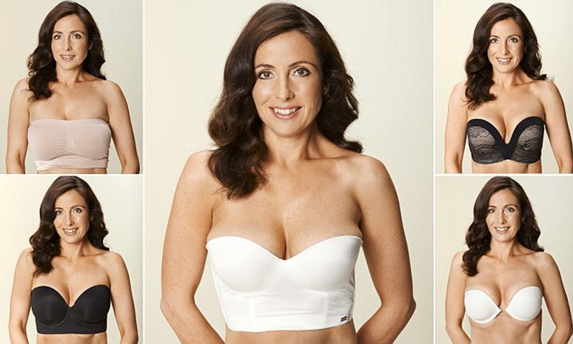 Best Strapless Bra For Large Breasts